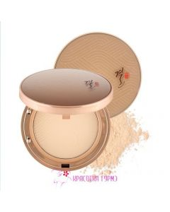 Пудра для лица The Oriental Gyeol Two Way Pact 3-01 Skin Beige Tony Moly, 14 г
